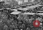 Image of Open air market  Moscow Russia Soviet Union, 1924, second 13 stock footage video 65675053624