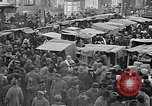 Image of Open air market  Moscow Russia Soviet Union, 1924, second 14 stock footage video 65675053624
