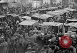 Image of Open air market  Moscow Russia Soviet Union, 1924, second 16 stock footage video 65675053624