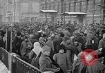 Image of Open air market  Moscow Russia Soviet Union, 1924, second 22 stock footage video 65675053624