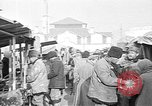 Image of Open air market  Moscow Russia Soviet Union, 1924, second 28 stock footage video 65675053624