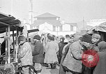 Image of Open air market  Moscow Russia Soviet Union, 1924, second 30 stock footage video 65675053624