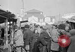 Image of Open air market  Moscow Russia Soviet Union, 1924, second 32 stock footage video 65675053624