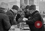 Image of Open air market  Moscow Russia Soviet Union, 1924, second 39 stock footage video 65675053624
