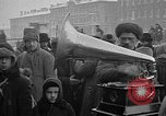 Image of Open air market  Moscow Russia Soviet Union, 1924, second 50 stock footage video 65675053624
