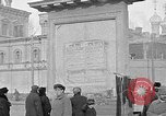 Image of Open air market  Moscow Russia Soviet Union, 1924, second 56 stock footage video 65675053624