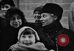 Image of snow covered roads Saint Petersburg Russia, 1920, second 36 stock footage video 65675053630
