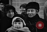 Image of snow covered roads Saint Petersburg Russia, 1920, second 38 stock footage video 65675053630