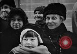 Image of snow covered roads Saint Petersburg Russia, 1920, second 39 stock footage video 65675053630