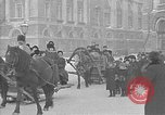 Image of snow covered roads Saint Petersburg Russia, 1920, second 42 stock footage video 65675053630