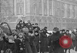 Image of snow covered roads Saint Petersburg Russia, 1920, second 47 stock footage video 65675053630