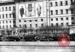 Image of Citizens parade Moscow Russia Soviet Union, 1946, second 1 stock footage video 65675053632