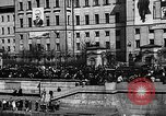 Image of Citizens parade Moscow Russia Soviet Union, 1946, second 12 stock footage video 65675053632
