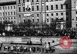 Image of Citizens parade Moscow Russia Soviet Union, 1946, second 15 stock footage video 65675053632