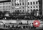 Image of Citizens parade Moscow Russia Soviet Union, 1946, second 16 stock footage video 65675053632