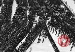 Image of Citizens parade Moscow Russia Soviet Union, 1946, second 17 stock footage video 65675053632