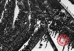 Image of Citizens parade Moscow Russia Soviet Union, 1946, second 18 stock footage video 65675053632