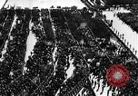 Image of Citizens parade Moscow Russia Soviet Union, 1946, second 21 stock footage video 65675053632