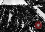 Image of Citizens parade Moscow Russia Soviet Union, 1946, second 22 stock footage video 65675053632