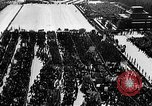Image of Citizens parade Moscow Russia Soviet Union, 1946, second 24 stock footage video 65675053632