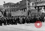 Image of Citizens parade Moscow Russia Soviet Union, 1946, second 26 stock footage video 65675053632