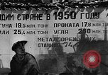 Image of Citizens parade Moscow Russia Soviet Union, 1946, second 40 stock footage video 65675053632