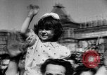 Image of Citizens parade Moscow Russia Soviet Union, 1946, second 46 stock footage video 65675053632