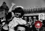 Image of Citizens parade Moscow Russia Soviet Union, 1946, second 47 stock footage video 65675053632