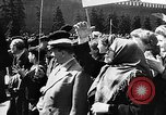 Image of Citizens parade Moscow Russia Soviet Union, 1946, second 57 stock footage video 65675053632
