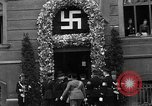 Image of Benito Mussolini Munich Germany, 1938, second 9 stock footage video 65675053638