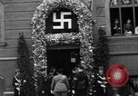 Image of Benito Mussolini Munich Germany, 1938, second 10 stock footage video 65675053638