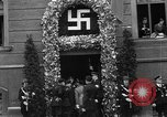 Image of Benito Mussolini Munich Germany, 1938, second 12 stock footage video 65675053638