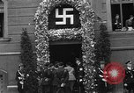 Image of Benito Mussolini Munich Germany, 1938, second 13 stock footage video 65675053638