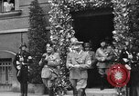 Image of Benito Mussolini Munich Germany, 1938, second 18 stock footage video 65675053638