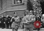Image of Benito Mussolini Munich Germany, 1938, second 21 stock footage video 65675053638