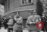 Image of Benito Mussolini Munich Germany, 1938, second 22 stock footage video 65675053638