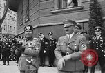 Image of Benito Mussolini Munich Germany, 1938, second 23 stock footage video 65675053638