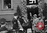 Image of Benito Mussolini Munich Germany, 1938, second 24 stock footage video 65675053638