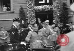 Image of Benito Mussolini Munich Germany, 1938, second 26 stock footage video 65675053638