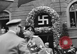 Image of Benito Mussolini Munich Germany, 1938, second 29 stock footage video 65675053638