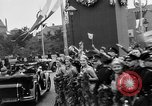 Image of Benito Mussolini Munich Germany, 1938, second 46 stock footage video 65675053638