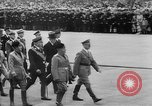 Image of Benito Mussolini Munich Germany, 1938, second 14 stock footage video 65675053639
