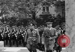 Image of Benito Mussolini Munich Germany, 1938, second 19 stock footage video 65675053639