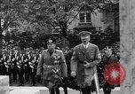 Image of Benito Mussolini Munich Germany, 1938, second 20 stock footage video 65675053639