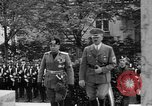 Image of Benito Mussolini Munich Germany, 1938, second 21 stock footage video 65675053639