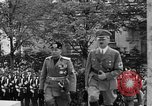 Image of Benito Mussolini Munich Germany, 1938, second 22 stock footage video 65675053639