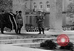 Image of Benito Mussolini Munich Germany, 1938, second 25 stock footage video 65675053639