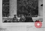 Image of Benito Mussolini Munich Germany, 1938, second 39 stock footage video 65675053639