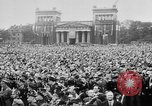 Image of Benito Mussolini Munich Germany, 1938, second 47 stock footage video 65675053639