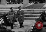 Image of Benito Mussolini Munich Germany, 1938, second 53 stock footage video 65675053639